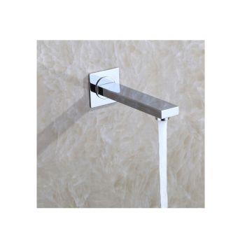 Design bad uitloop Cuadra 20cm chroom