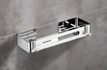 Shelf / Planchet zeephouder Eco 30cm chroom