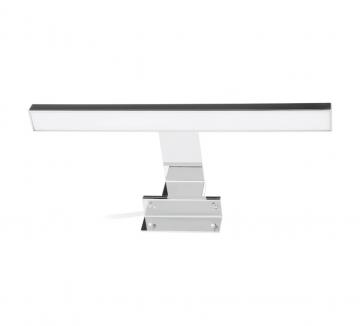 LED lamp spiegelverlichting Line chroom