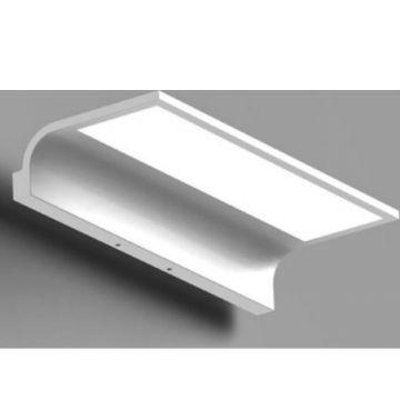 Design LED lamp spiegelverlichting F 20 wit