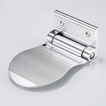 Voetsteun voor douche aluminium